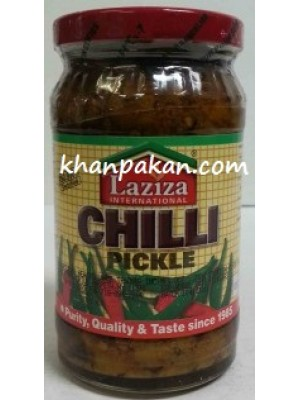 Laziza Chilli Pickle in Oil 330 Gms